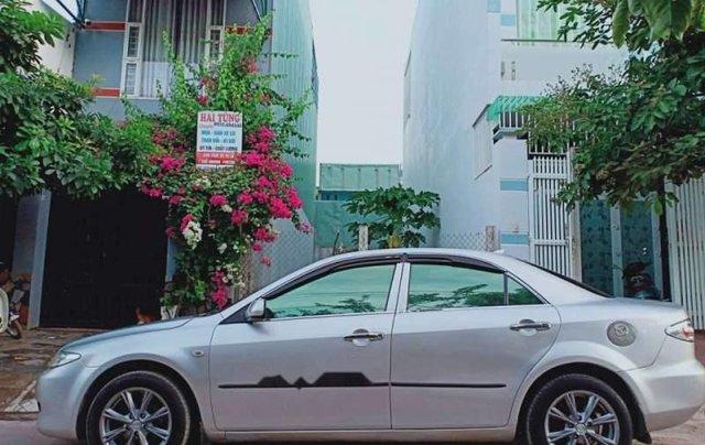 Bán xe Mazda 6 2004, màu bạc, xe nhập, giá chỉ 240 triệu3