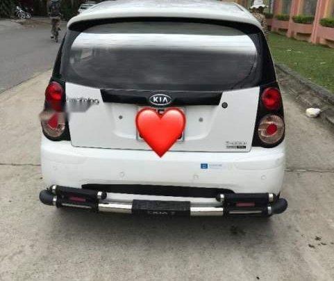 Bán ô tô Kia Morning đời 2013, màu trắng, xe nhập3