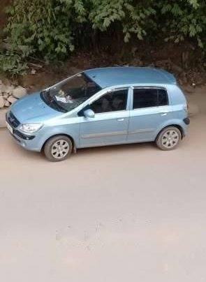 Bán ô tô Hyundai Getz năm 2009, xe nhập, 195 triệu2