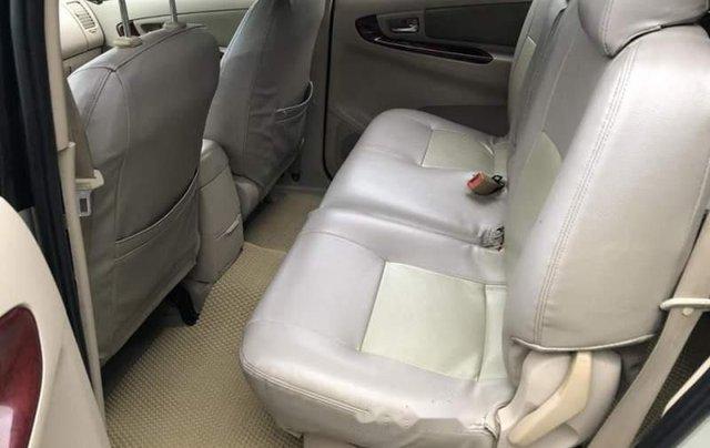 Bán xe Toyota Innova 2.0G 2006, màu bạc chính chủ giá cạnh tranh4