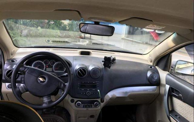 Bán ô tô Chevrolet Aveo năm sản xuất 2015, màu bạc4
