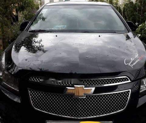 Chính chủ bán xe Chevrolet Cruze đời 2012, màu đen3