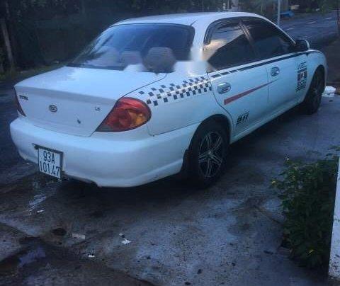 Bán ô tô Kia Spectra năm 2005, màu trắng0