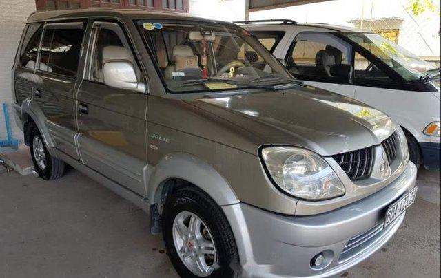 Cần bán lại xe Mitsubishi Jolie đời 20072