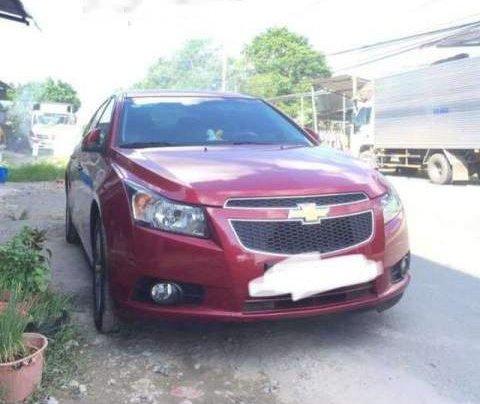 Cần bán gấp Chevrolet Cruze LS 2014, màu đỏ chính chủ1