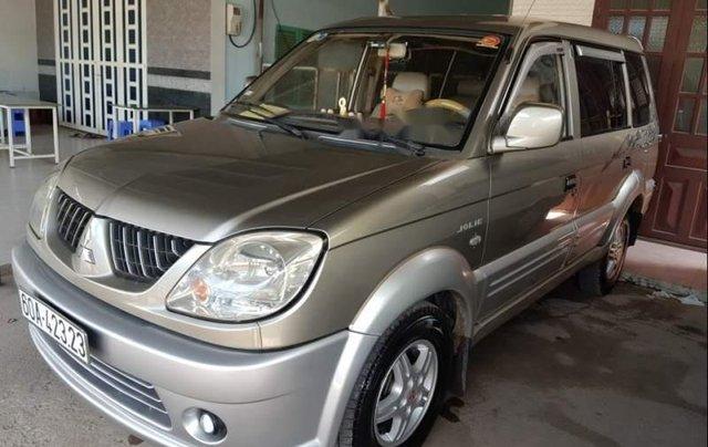 Cần bán lại xe Mitsubishi Jolie đời 20071