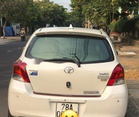 Bán Toyota Yaris sản xuất năm 2010, màu trắng, 375 triệu2