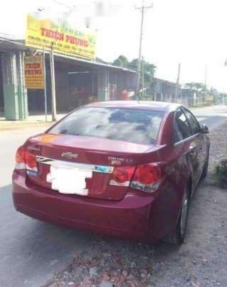 Cần bán gấp Chevrolet Cruze LS 2014, màu đỏ chính chủ2