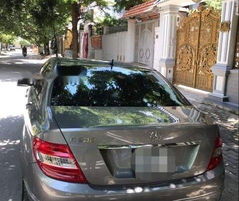 Bán Mercedes C300 sản xuất năm 2010, màu xám2