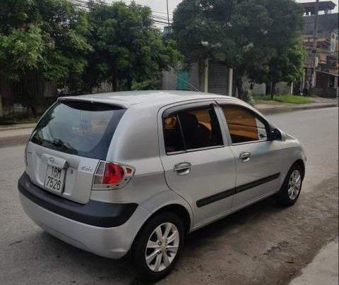 Bán ô tô Hyundai Getz đời 2010, màu bạc, xe nhập như mới4