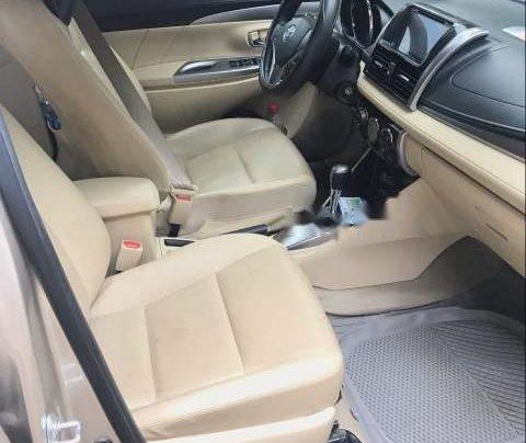 Bán xe Toyota Vios 2018 còn mới, 580tr1