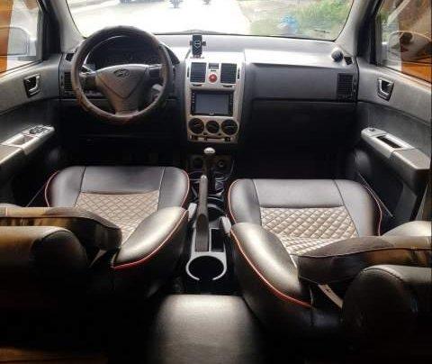 Bán ô tô Hyundai Getz đời 2010, màu bạc, xe nhập như mới2