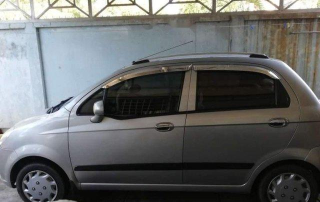 Bán ô tô Chevrolet Spark Van LS năm sản xuất 2008, màu bạc, xe nhập xe gia đình1