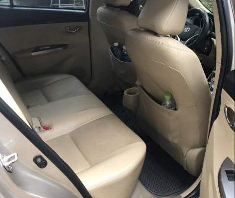 Bán xe Toyota Vios 2018 còn mới, 580tr3