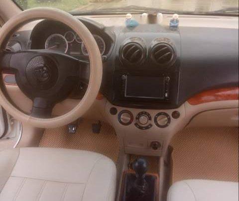 Cần bán Daewoo Gentra 2007, màu trắng xe gia đình1