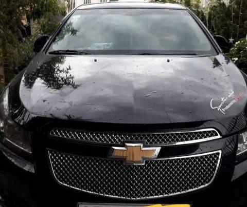 Chính chủ bán xe Chevrolet Cruze đời 2012, màu đen0