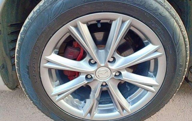 Cần bán gấp Mazda 6 năm sản xuất 2004, màu bạc, nhập khẩu2