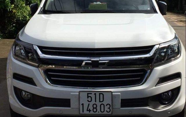 Bán xe Chevrolet Colorado sản xuất năm 2016, màu trắng còn mới, giá chỉ 680 triệu1