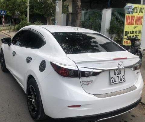 Bán xe Mazda 3 2016, màu trắng số tự động, giá chỉ 570 triệu1