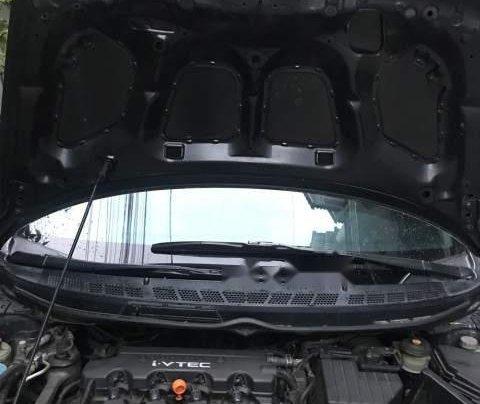 Bán Honda Civic đời 2009, màu đen chính chủ, giá 287tr2