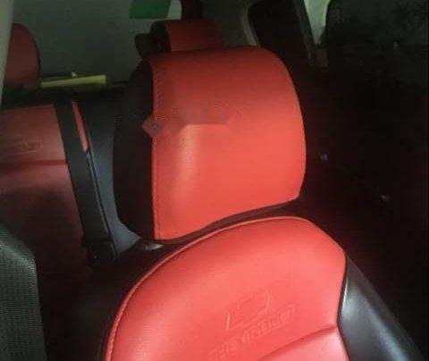 Bán Chevrolet Spark LS sản xuất năm 2016, màu đỏ2