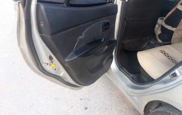 Cần bán xe Kia Morning đời 2009, màu bạc, nhập khẩu, giá 159tr4