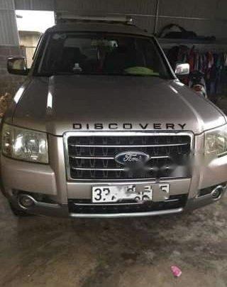 Bán Ford Everest sản xuất năm 2009, xe nhập như mới, giá 370tr0