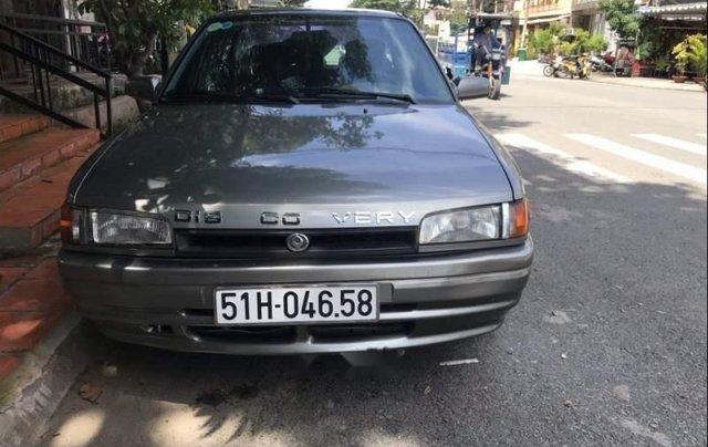 Bán Mazda 323 sản xuất 1995, màu xám, nhập khẩu3