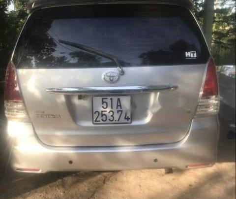 Bán Toyota Innova G năm 2011, màu bạc chính chủ4