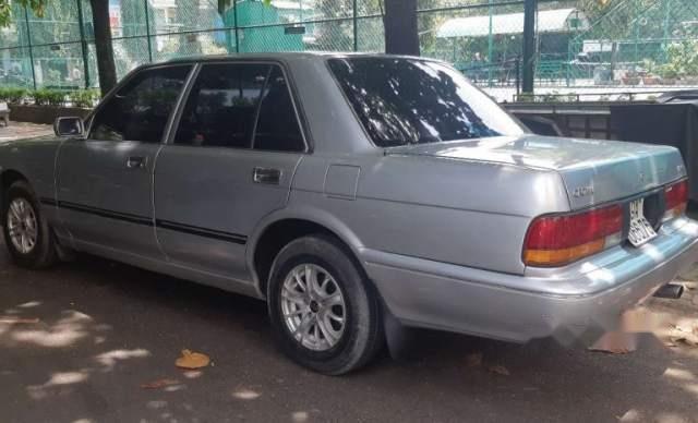 Bán Toyota Crown đời 1991, màu bạc, xe nhập0