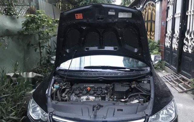 Bán Honda Civic đời 2009, màu đen chính chủ, giá 287tr3