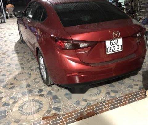 Bán Mazda 3 đời 2016, màu đỏ, nhập khẩu nguyên chiếc chính chủ4