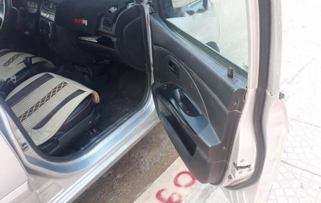 Cần bán xe Kia Morning đời 2009, màu bạc, nhập khẩu, giá 159tr2