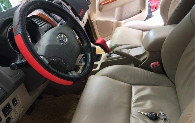 Cần bán lại xe Toyota Fortuner đời 2009, màu đen số tự động2