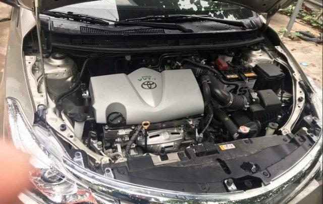 Bán xe Toyota Vios 2018 còn mới, 580tr4