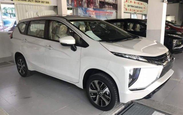 Bán xe Mitsubishi Xpander 2019, màu trắng, nhập khẩu, giá 550tr1