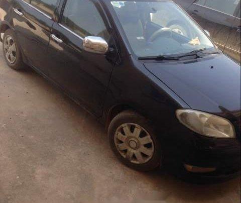 Bán ô tô Toyota Vios sản xuất 2006, màu đen, giá 160tr1