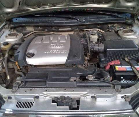 Bán xe Kia Spectra đời 2005, màu bạc, nhập khẩu3