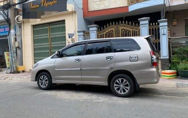 Bán ô tô Toyota Innova năm 2015, nhập khẩu nguyên chiếc2