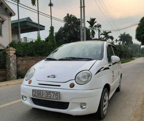 Bán ô tô Daewoo Matiz đời 2004, màu trắng2