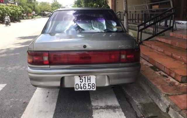 Bán Mazda 323 sản xuất 1995, màu xám, nhập khẩu0