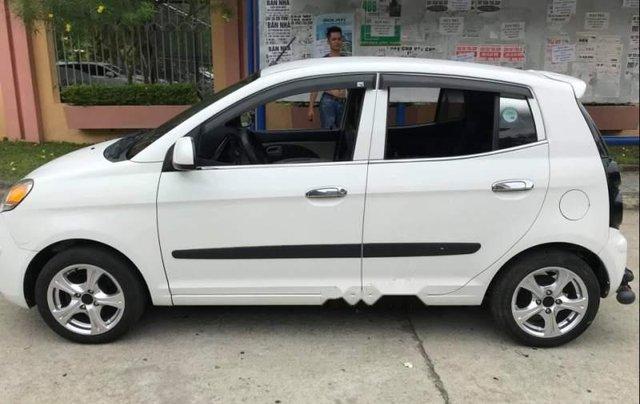 Bán ô tô Kia Morning đời 2013, màu trắng, xe nhập2