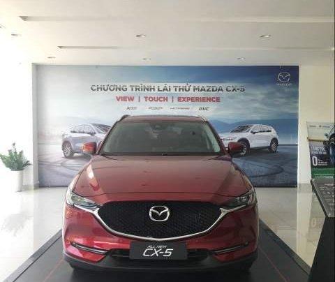 Cần bán xe Mazda CX 5 đời 2019, màu đỏ 0