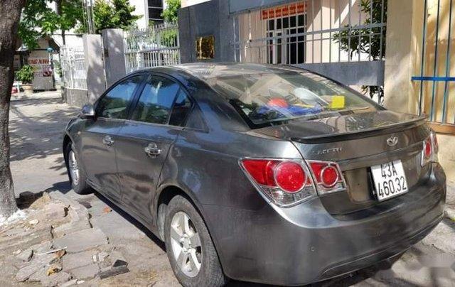 Bán xe Chevrolet Cruze SE sản xuất 2010, màu xám, xe nhập xe gia đình0