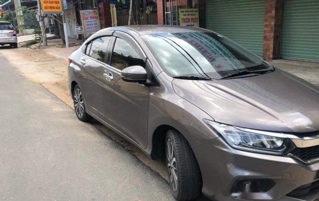Cần bán xe Honda City 2017 chính chủ, giá 550tr0