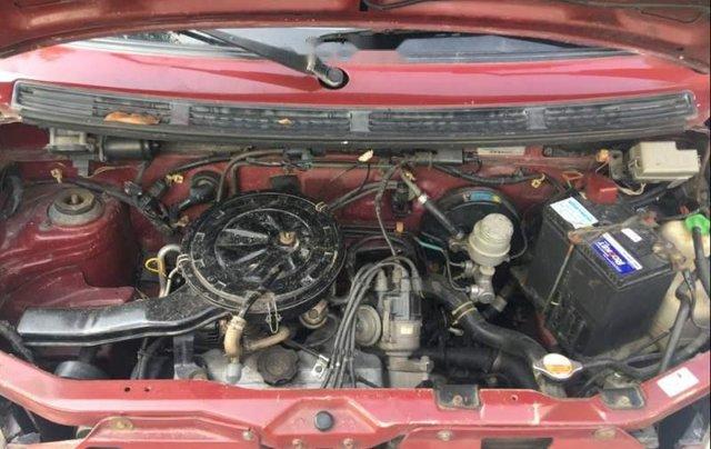 Bán Suzuki Wagon R+ 1.0 MT đời 2002, màu đỏ5