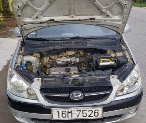 Bán ô tô Hyundai Getz đời 2010, màu bạc, xe nhập như mới5
