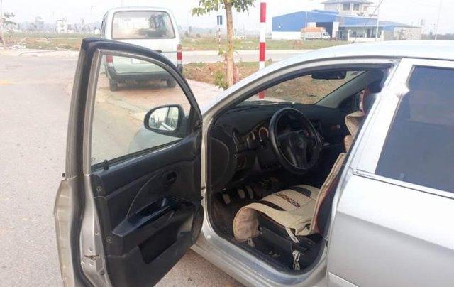 Cần bán xe Kia Morning đời 2009, màu bạc, nhập khẩu, giá 159tr1
