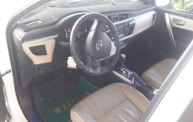 Bán Toyota Corolla altis 1.8G AT năm 2015, màu trắng số tự động5