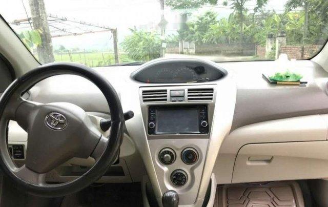 Bán Toyota Vios đời 2009, màu đen, giá chỉ 225 triệu4